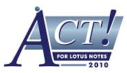 ACT! for Notes Advanced
